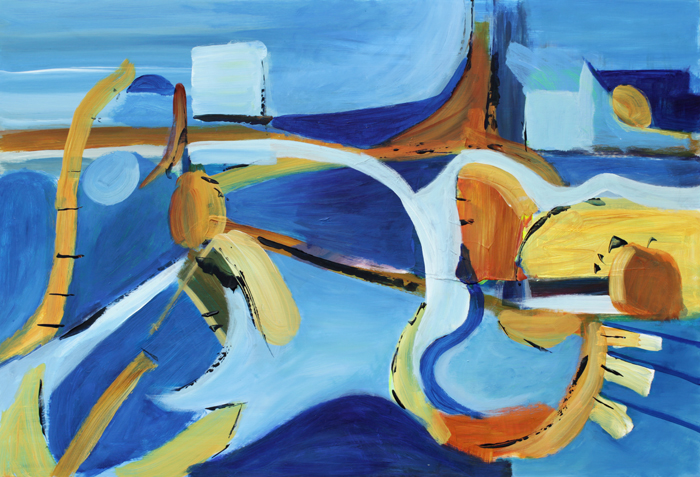 Abstract Harbour