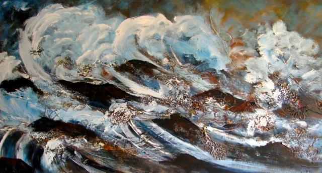 Textured Sea.