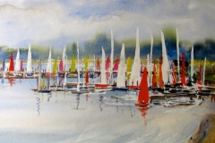The Sailing Club.