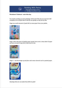 Worksheet 5 - Abstract - End Of Day.