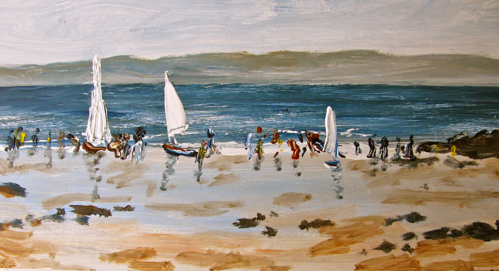 Painting course Poole - starting in September 2021.